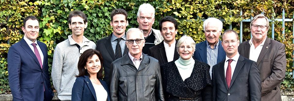 Photo du nouveau Comité